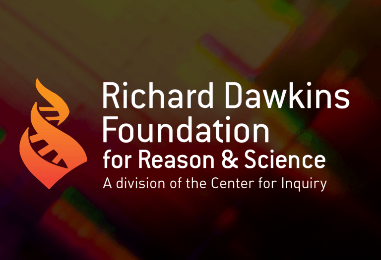 logo of Richard Dawkins Foundation